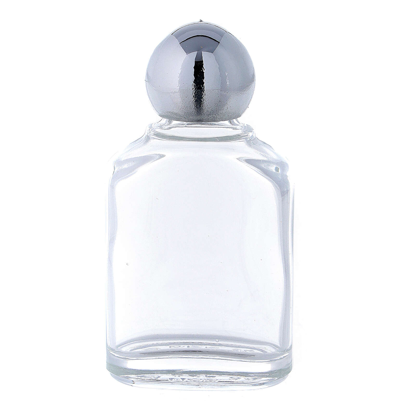 Holy water bottle with 10 ml (50-PIECE PACK) in glass 3