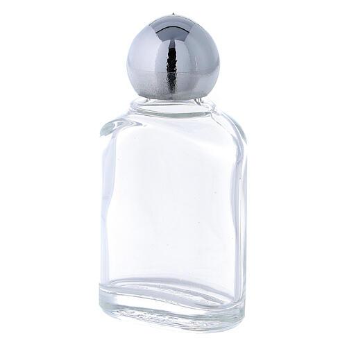 Flacon eau bénite 10 ml verre 50 pcs 2