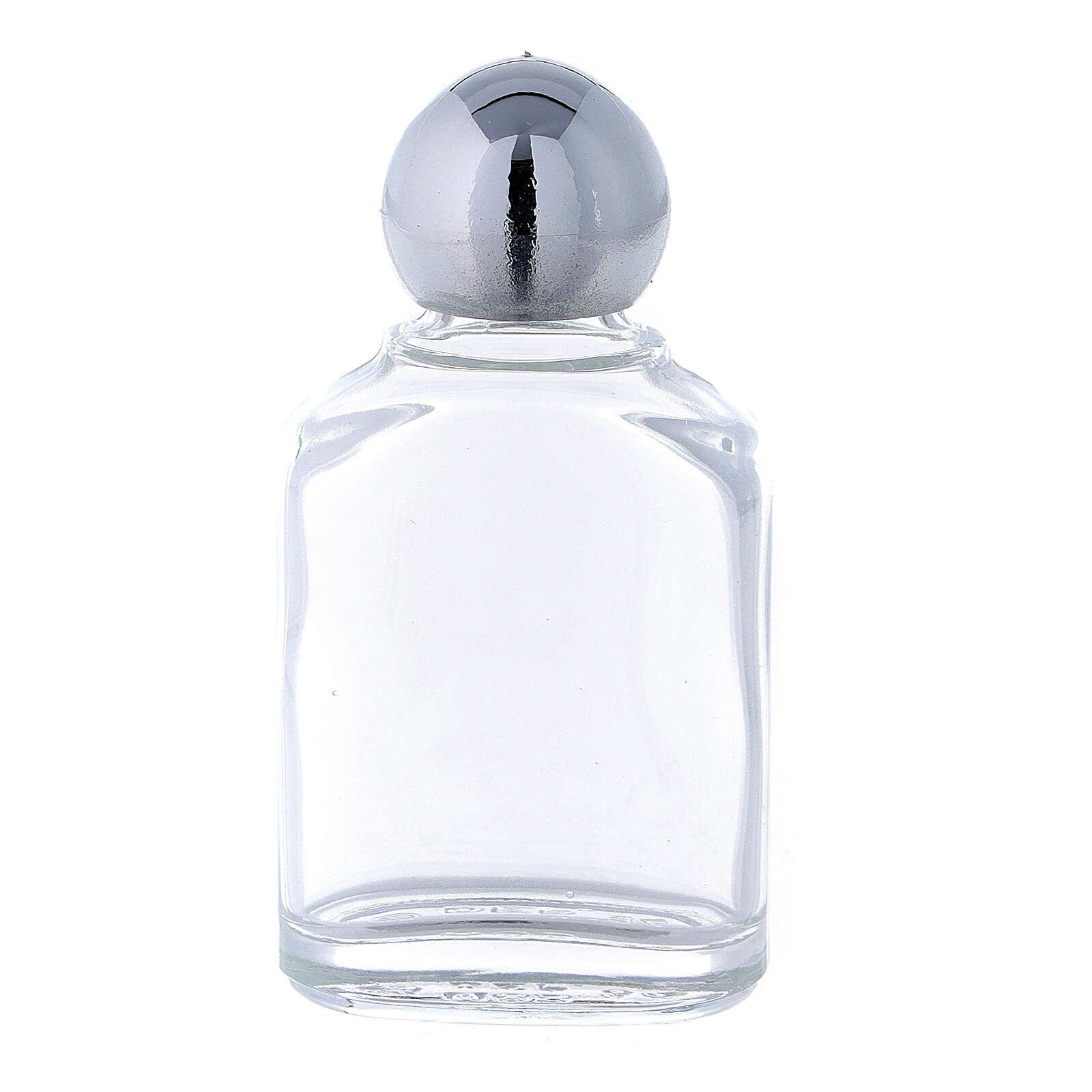 10 ml glass holy water bottle (50 pcs) 3