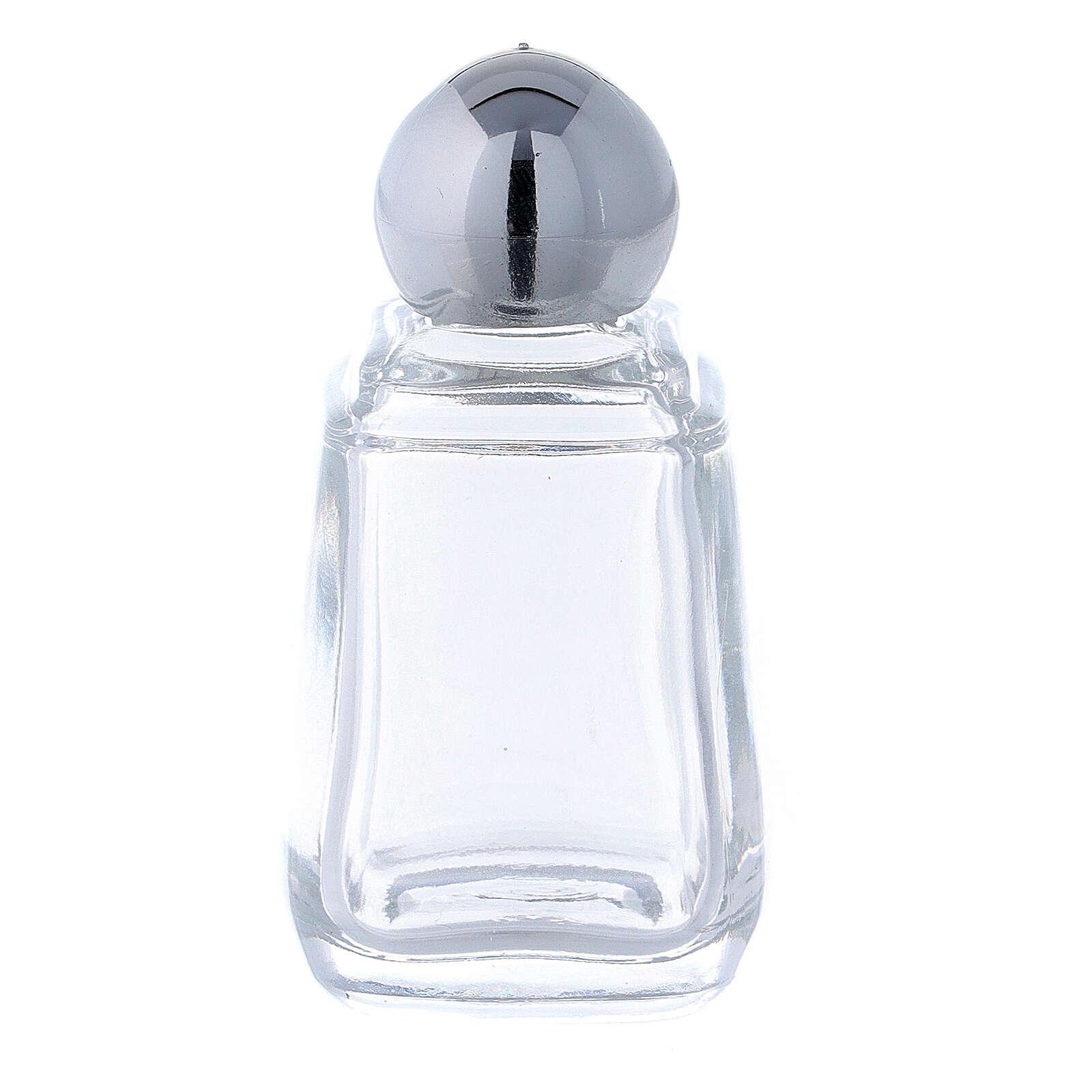 Bottiglietta acquasanta vetro 15 ml (CONF. 50 PZ)  3