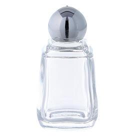 Glass holy water bottle, 15 ml (50 piece pk) s1