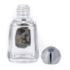 Bottiglietta acqua Benedetta Sacra Famiglia 15 ml (50 PZ) vetro s3