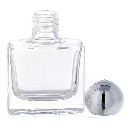 Botella agua bendita vidrio 10 ml (CAJA 50 PIEZAS) 3