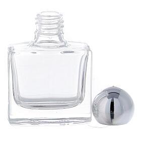 Bottiglietta acquasanta vetro 10 ml (CONF. 50 PZ.) s3