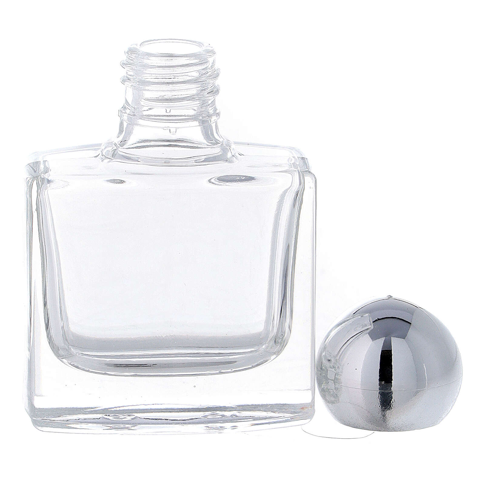 Holy water bottle in glass, 10 ml (50 pcs pack) 3