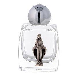 Botella agua bendita Virgen Inmaculada 10 ml (50 PIEZAS) vidrio s1