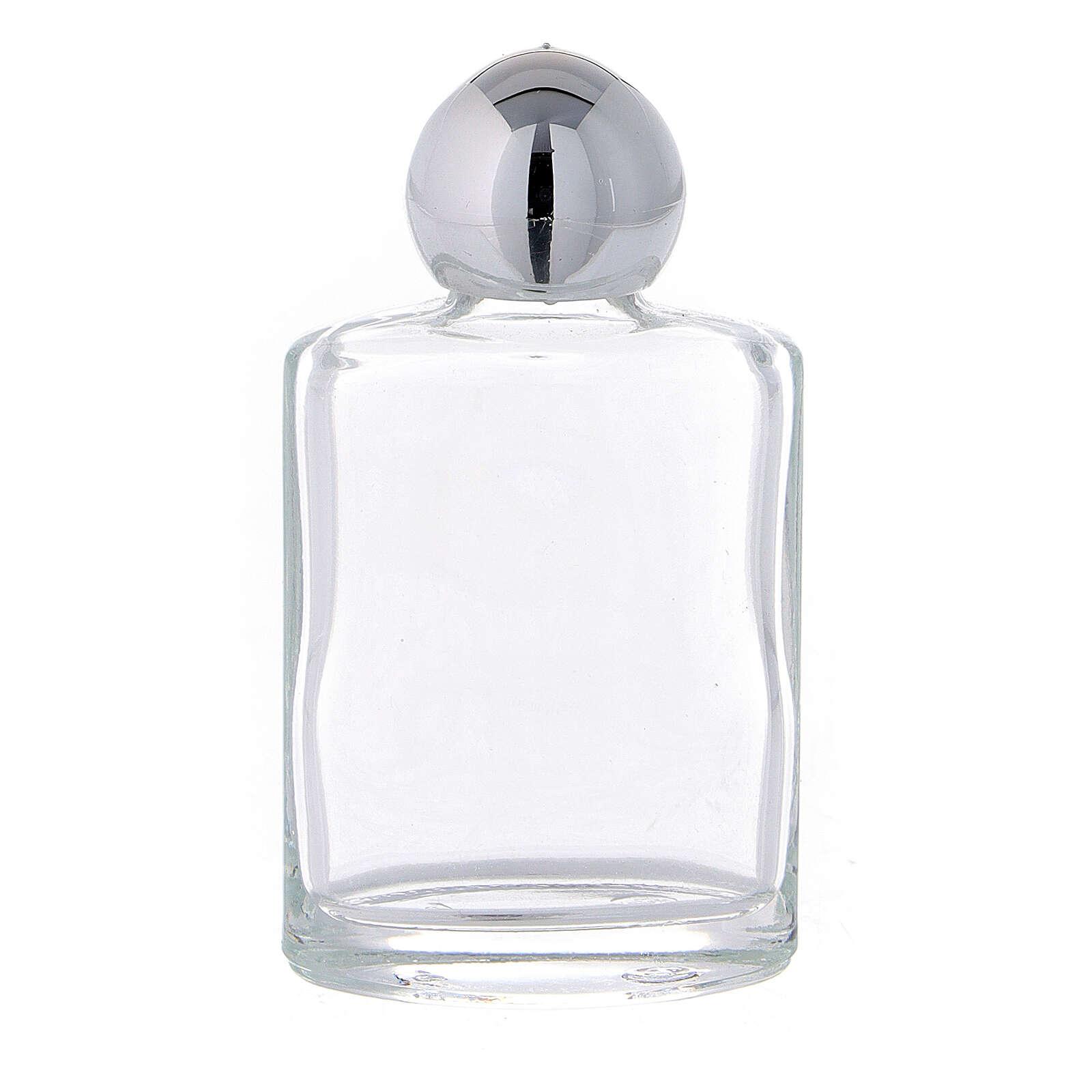 Botella agua bendita 15 ml de vidrio (CAJA 50 PIEZAS) 3