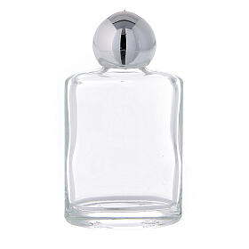 Botella agua bendita 15 ml de vidrio (CAJA 50 PIEZAS) s1