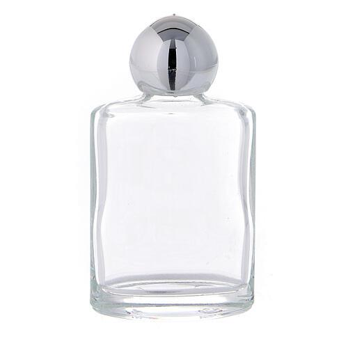 Botella agua bendita 15 ml de vidrio (CAJA 50 PIEZAS) 1