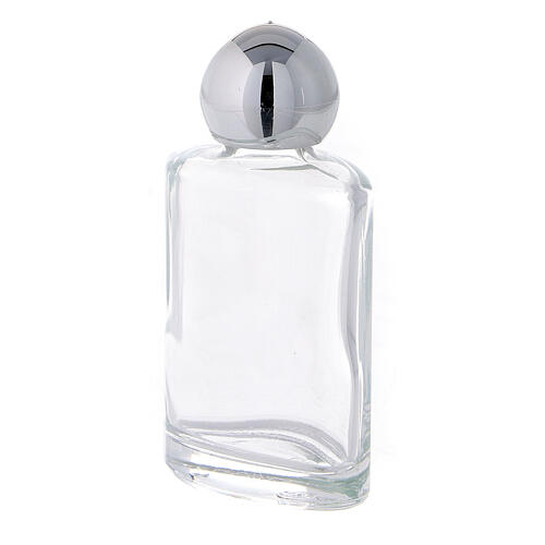 15 ml holy water bottle in glass (50 pcs pk) 2