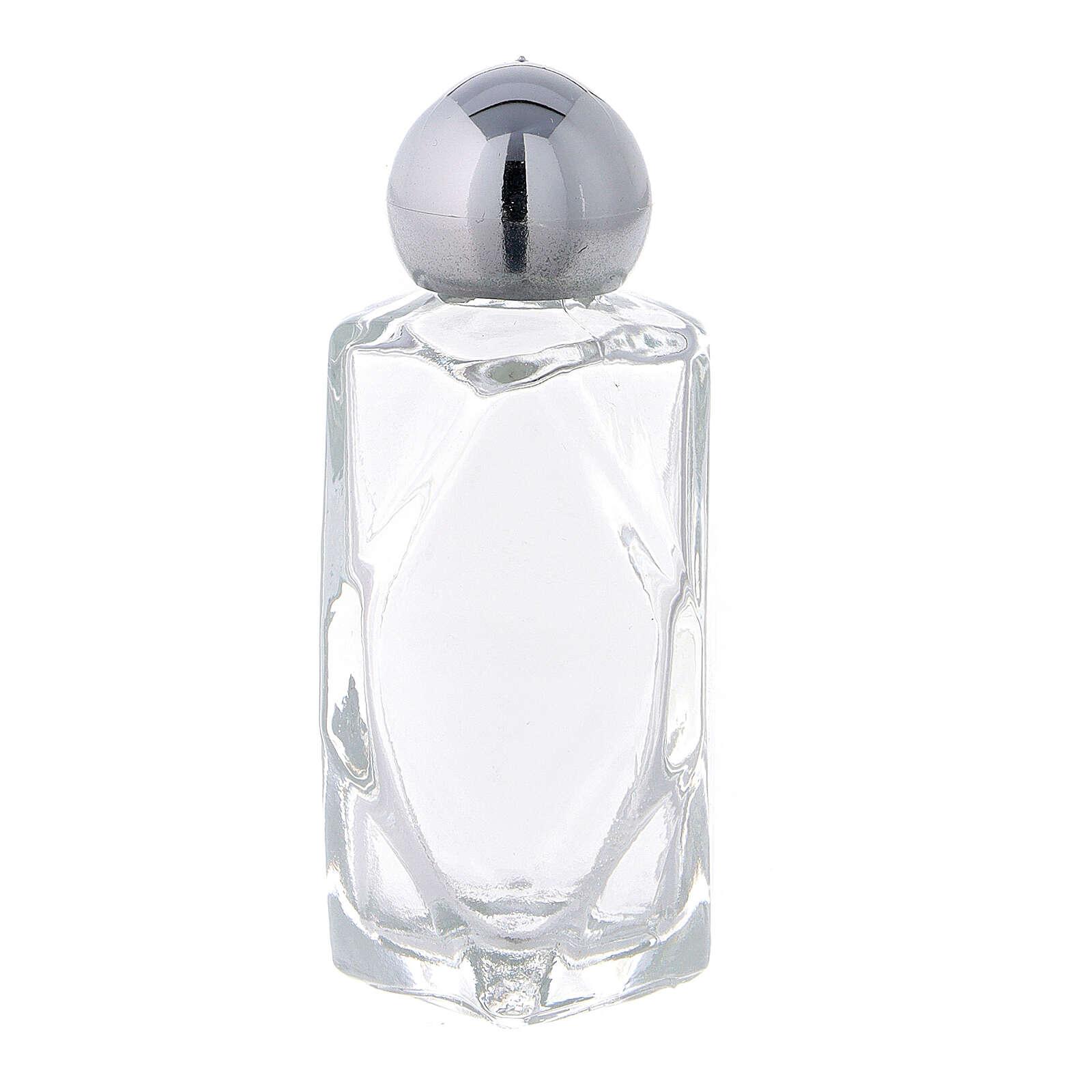 Botella para agua bendita vidrio 15 ml (CAJA 50 PIEZAS) 3