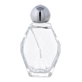 Holy water bottle 15 ml, in glass (50 PIECE PACK) s1