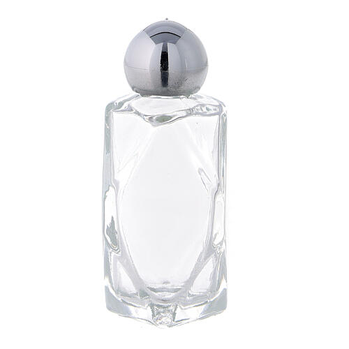 Holy water bottle 15 ml, in glass (50 PIECE PACK) 2