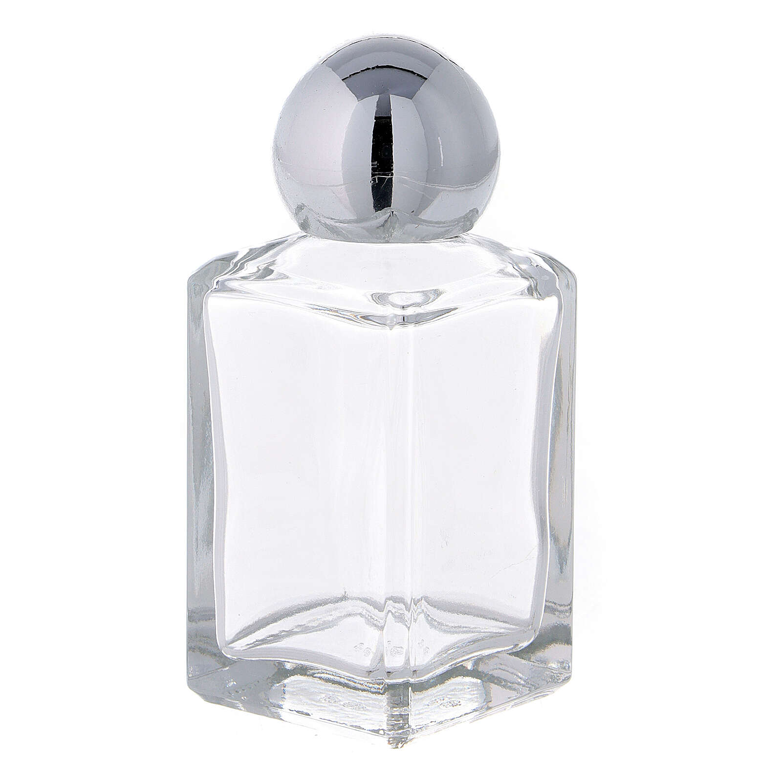 Botella agua bendita 35 ml vidrio (CAJA 50 PIEZAS) 3