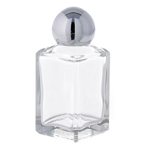 Botella agua bendita 35 ml vidrio (CAJA 50 PIEZAS) 2