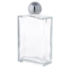 Holy water bottle 100 ml in glass (25-PIECE box) s2