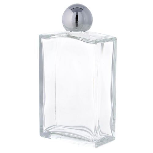 Holy water bottle 100 ml in glass (25-PIECE box) 2