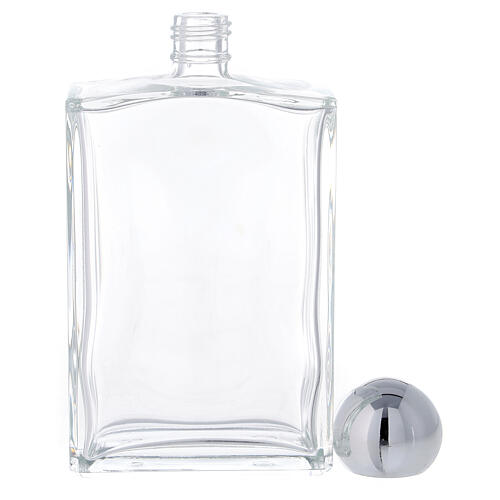 Holy water bottle 100 ml in glass (25-PIECE box) 3