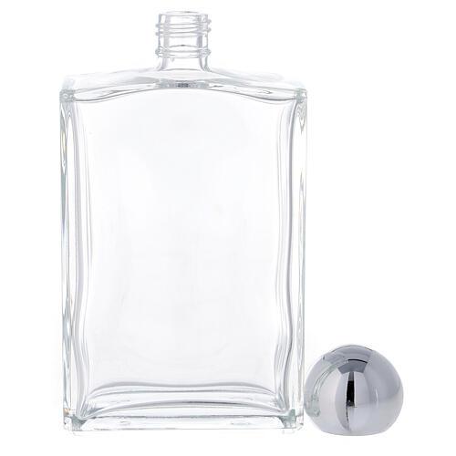 Botella agua bendita 100 ml (CAJA 25 PIEZAS) vidrio 3