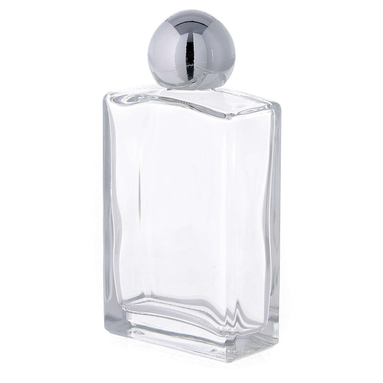 Butelka woda święcona 50 ml (op. 25 szt.) szkło 3