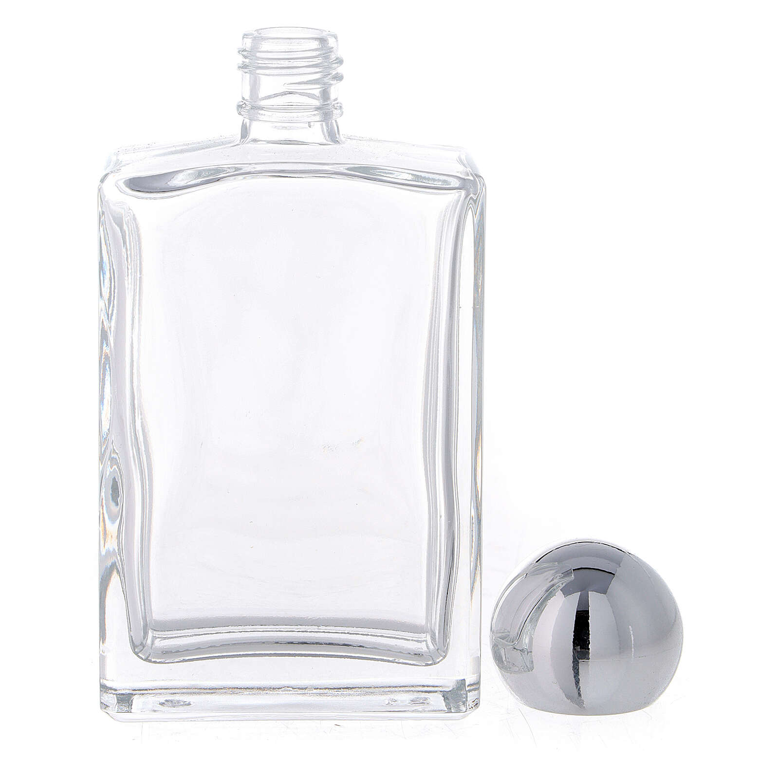 50 ml Holy water bottle in glass (25 pcs PACK) 3