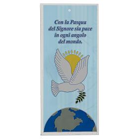 Sobre para olivo Domingo Ramos Paloma paz y mundo (500 piezas) s1