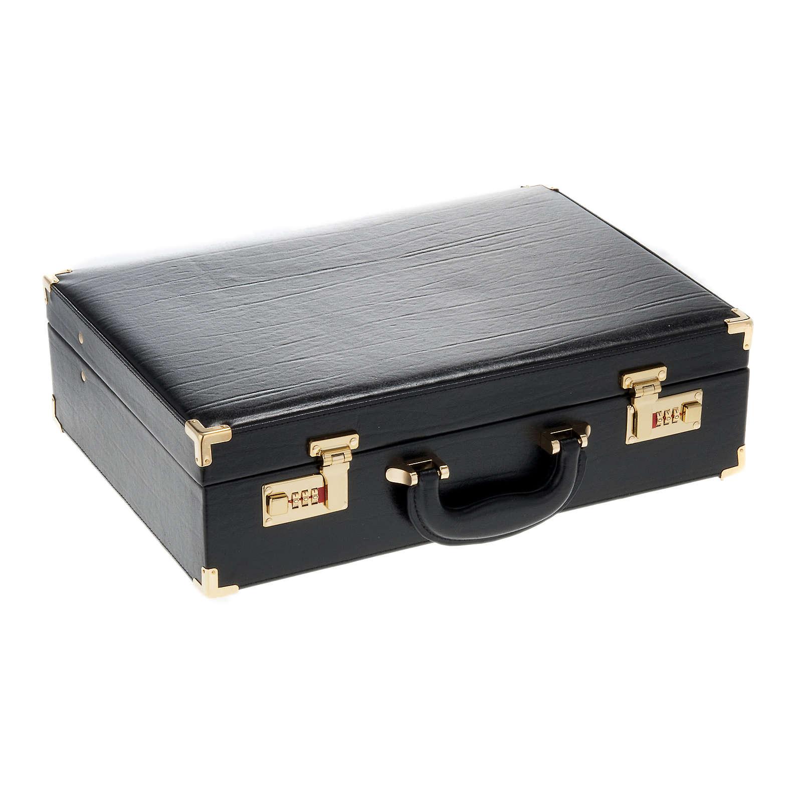 Valise en cuir, Luxe 3