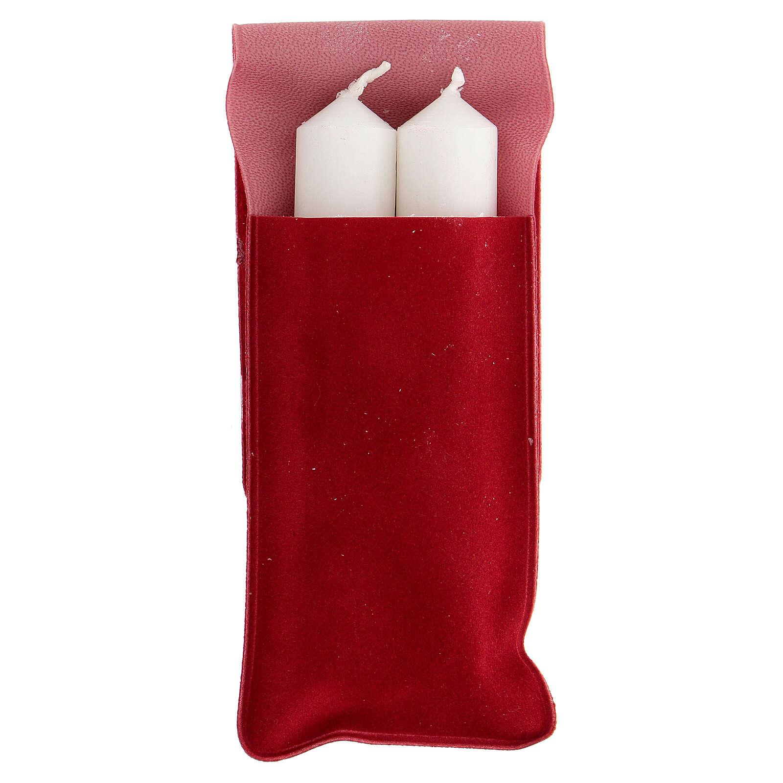 Podróżny zestaw liturgiczny, torba szara, condura 3