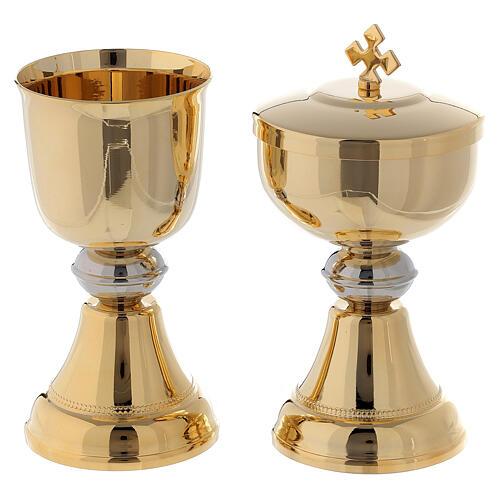 Podróżny zestaw liturgiczny, torba szara, condura 11