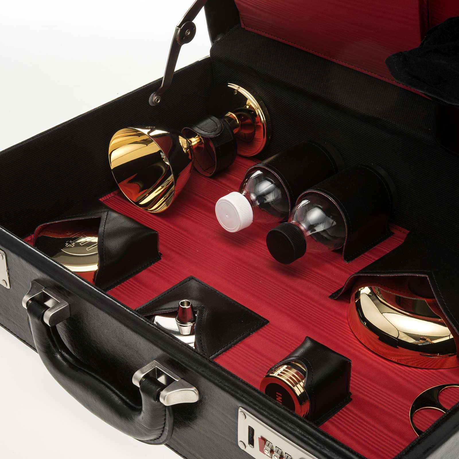 Podróżny zestaw liturgiczny walizka odporna na zadrapani 3
