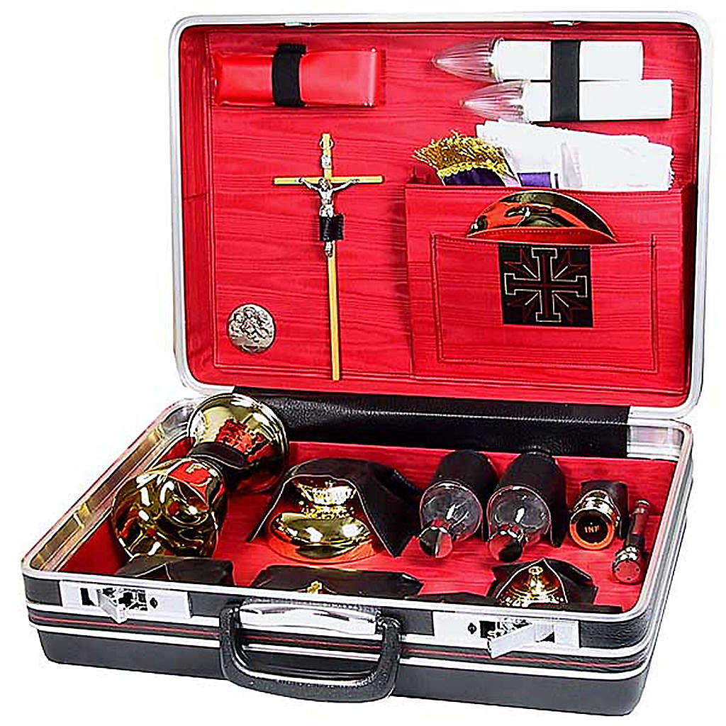 Travel Mass kit case 3