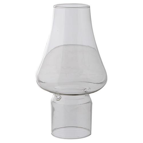 Vidrios anti-viento para velas de cera líquida 1