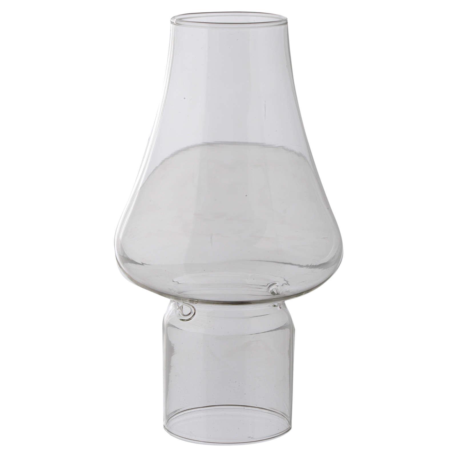 Szklane osłonki na świece z płynnym woskiem 3