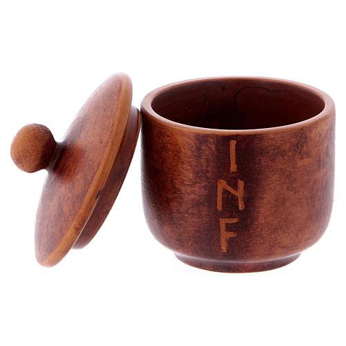 Olio sacro: servizio ceramica 6