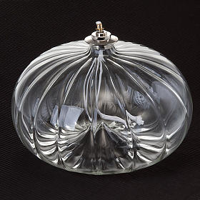 Grande lume vetro soffiato s2