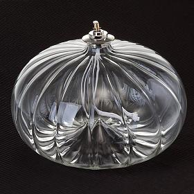 Luxury blown glass lamp s2