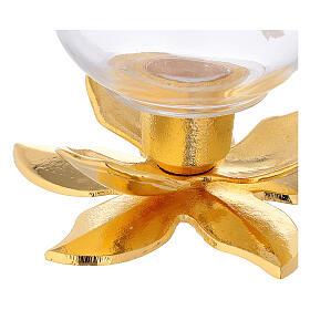 Lampe sur tige de lotus s2