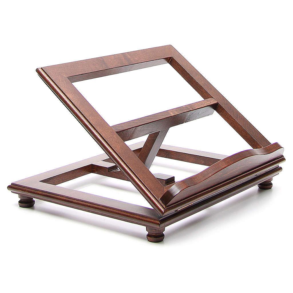 klassisches Tischpult aus Holz 4
