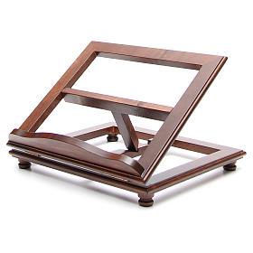 klassisches Tischpult aus Holz s5
