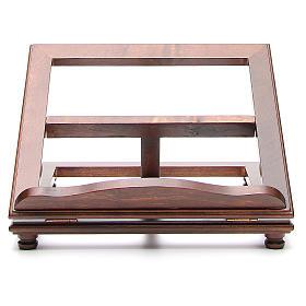 Tischpulte: klassisches Tischpult aus Holz