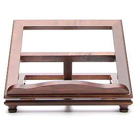 klassisches Tischpult aus Holz s1