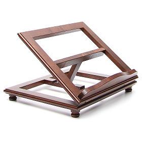 klassisches Tischpult aus Holz s3