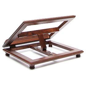 klassisches Tischpult aus Holz s4