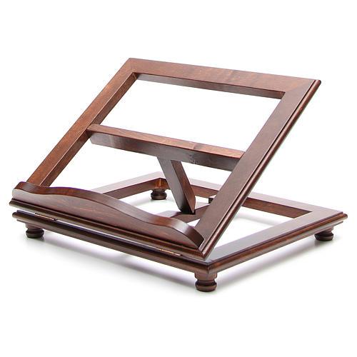 klassisches Tischpult aus Holz 5