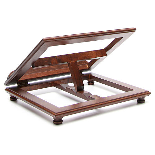 klassisches Tischpult aus Holz 6