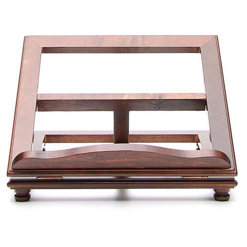 klassisches Tischpult aus Holz 1