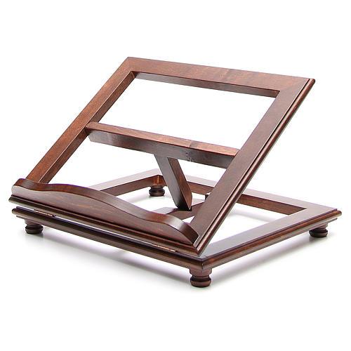 klassisches Tischpult aus Holz 2