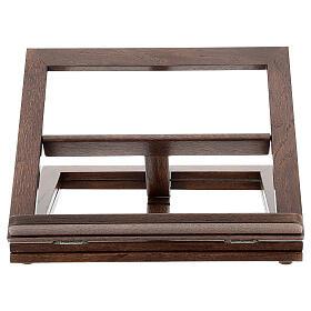 Leggio in legno girevole s13