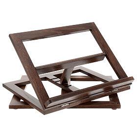 Leggio in legno girevole s15