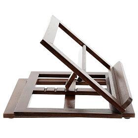 Leggio in legno girevole s16